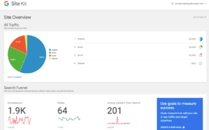 All New Analytics Plugin for WordPress – Google Site Kit